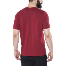 Arc'teryx Arc'word t-shirt Heren rood